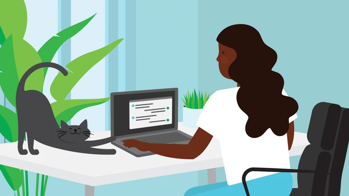 To Work From Home More Productive: 10 Tips For Developers