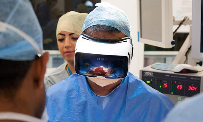 Software Solutions in Healthcare Virtual Reality