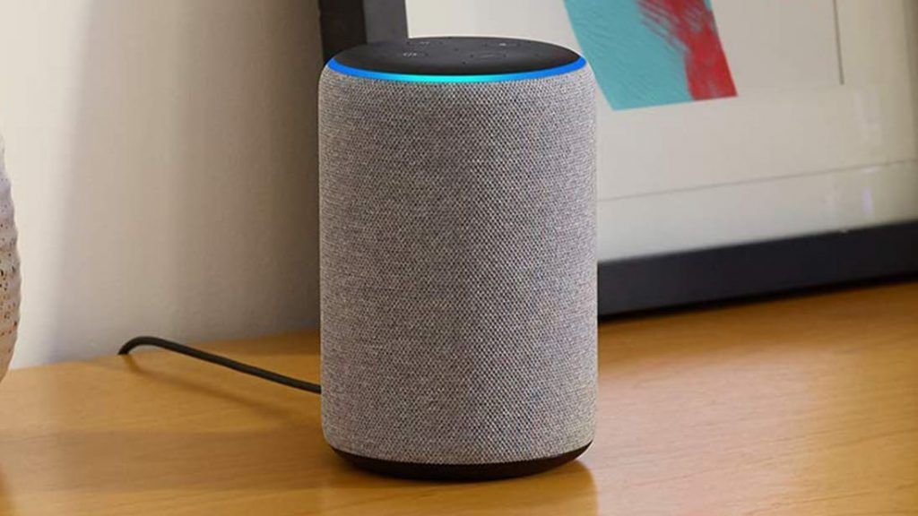 Amazon Echo Speaker - Voice Technology
