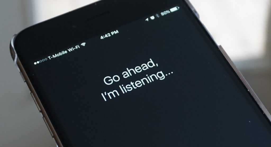 Apple's Siri - Voice Technology