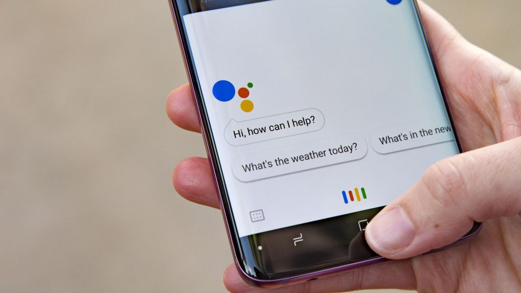 Google's Assistant - Voice Technology