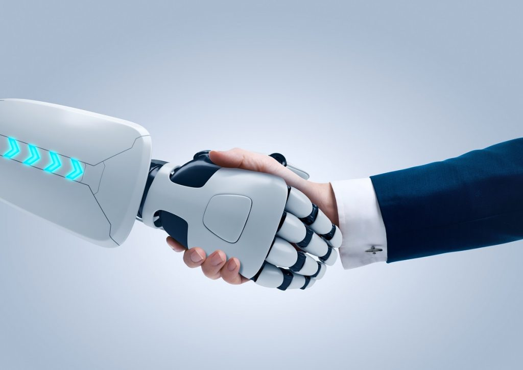 AI complements, not replaces, human workers
